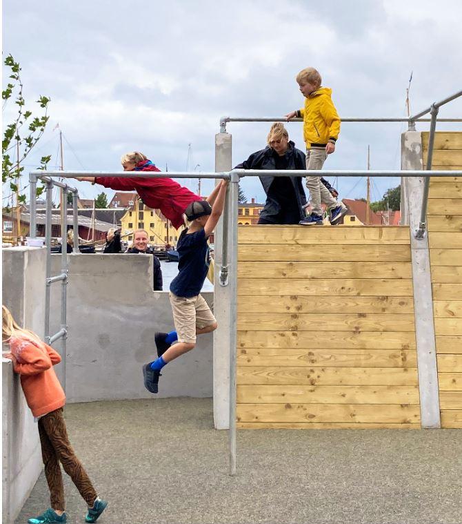 parkourbane Frederiksø