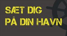 Logo fra projektet Sæt din på din havn