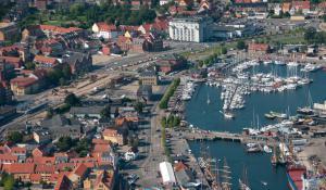 Luftfoto_Svendborg_havn