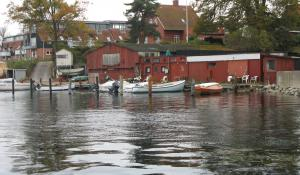 Fiskermiljø ved Tuxensvej