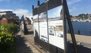 Udstilling om havneudvikling 2020