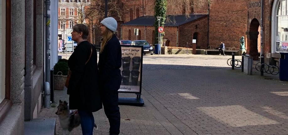 Bylivsundersøgelse i Svendborg af Gehl
