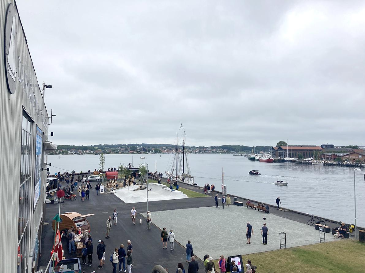 Udrustningskajen Frederiksø